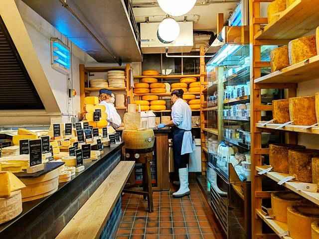 Neal's Yard Dairy Cheese London (3)