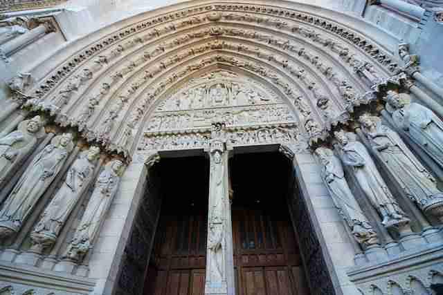 Notre Dame Paris (2)