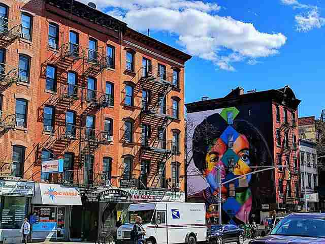 Street Art NY East Village (1)
