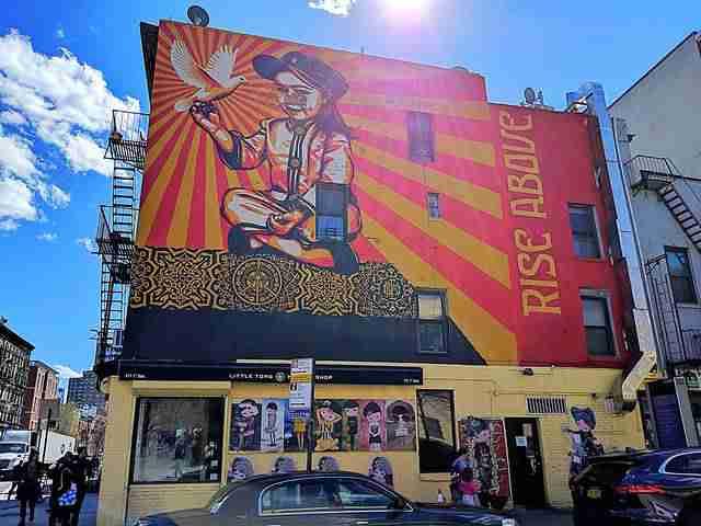 Street Art NY East Village (2)