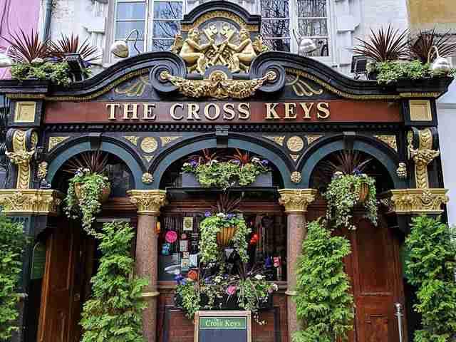 The Cross Keys London (1)