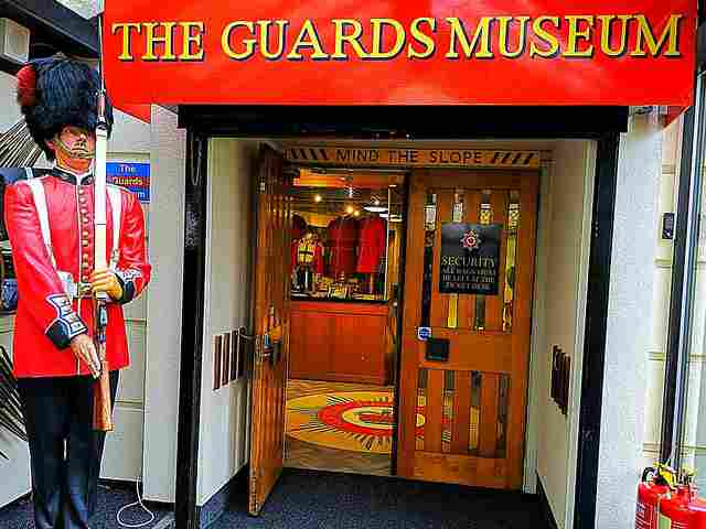 The Guards Museum London