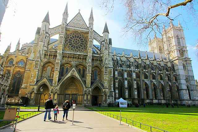Westminster Abbey London (2)