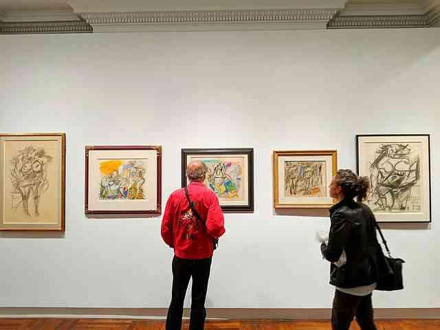 De Kooning – Mnuchin Gallery (14)