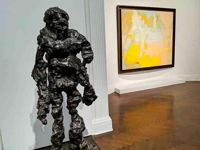De Kooning – Mnuchin Gallery (8)