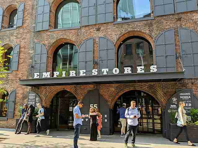 Empire Stores Dumbo