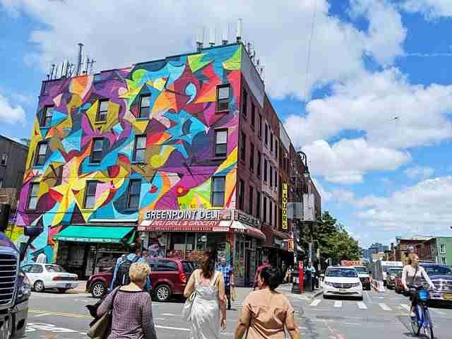 Greenpoint Brooklyn NY