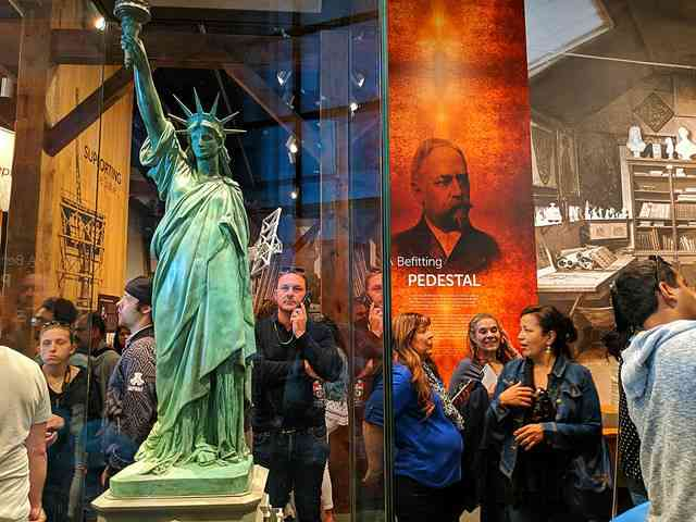 Statue of Liberty Museum (18)