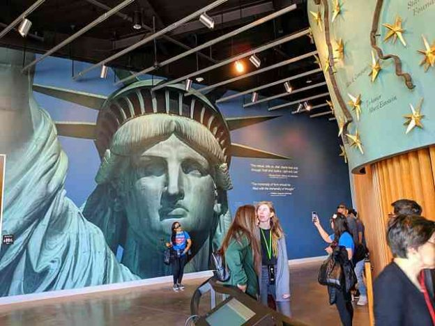 Statue of Liberty Museum (5)