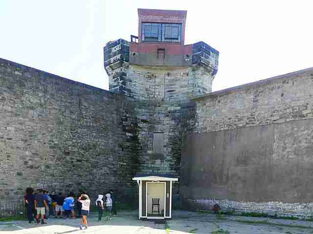 Eastern State Penitentiary (28)