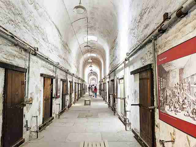 Eastern State Penitentiary (5)