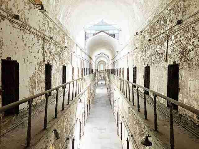 Eastern State Penitentiary Philadelphia (1)