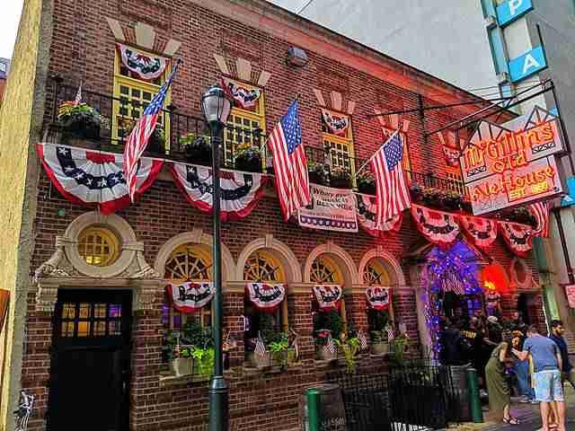 McGillin's Olde Ale House Philadelphia (1)