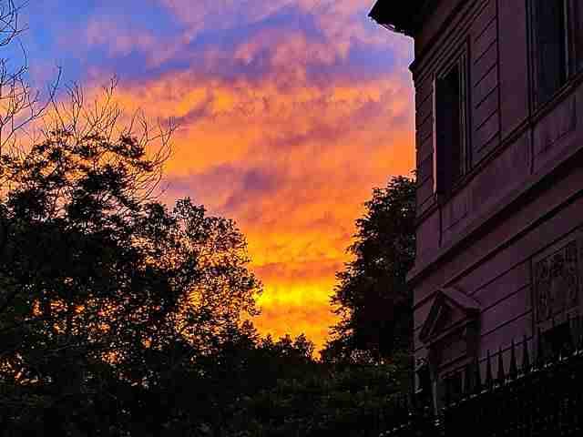 Sunset NY (1)