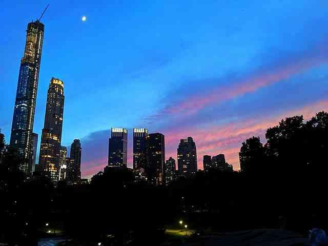 Sunset NY (3)