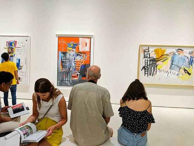 Basquiat Guggenheim (13)