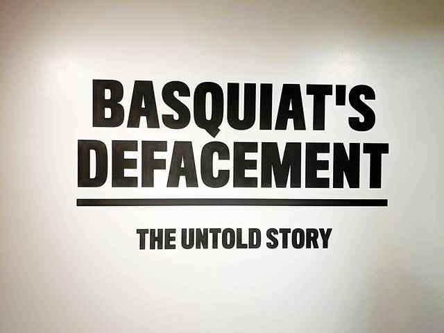 Basquiat Guggenheim (2)