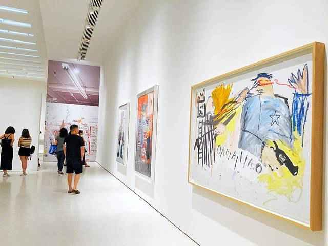 Basquiat Guggenheim (3)