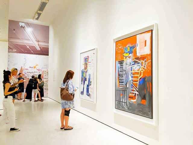 Basquiat Guggenheim (6)