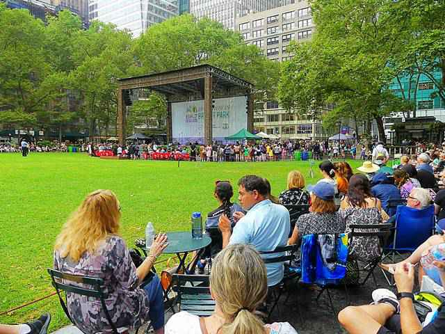 Broadway in Bryant Park (2)