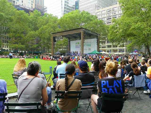 Broadway in Bryant Park (3)