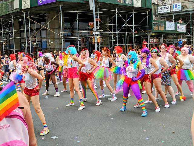 NYC Pride March (2)