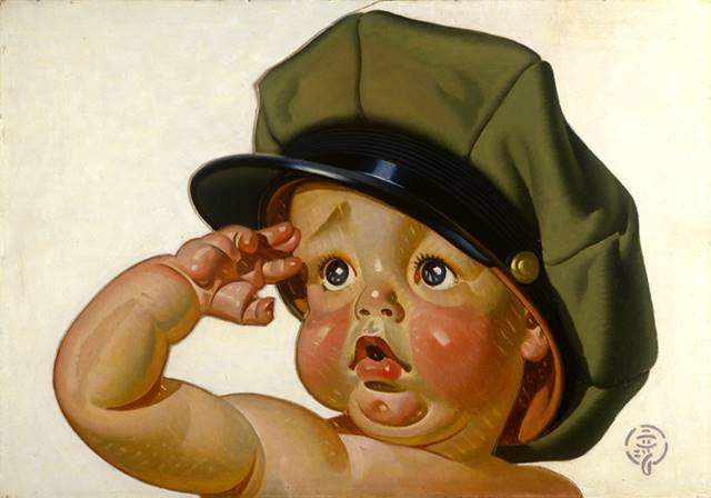 National Museum of American Illustration – BabySaluting