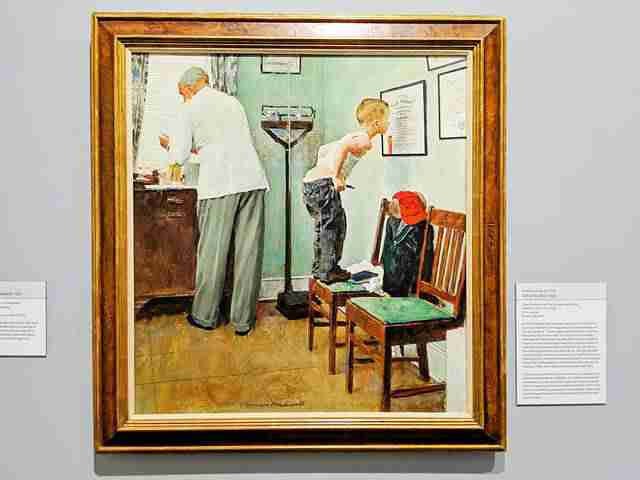 Norman Rockwell Museum (11)