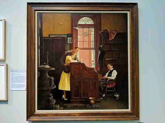 Norman Rockwell Museum (19)
