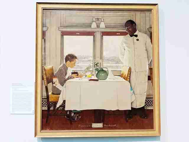 Norman Rockwell Museum (22)