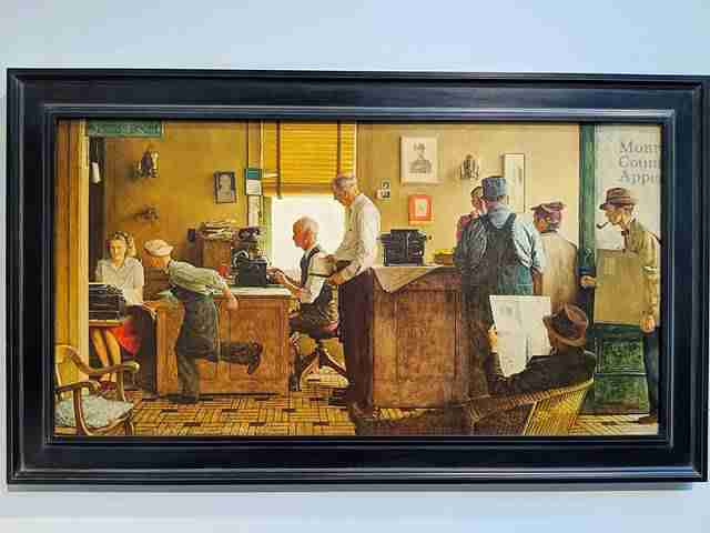 Norman Rockwell Museum (23)