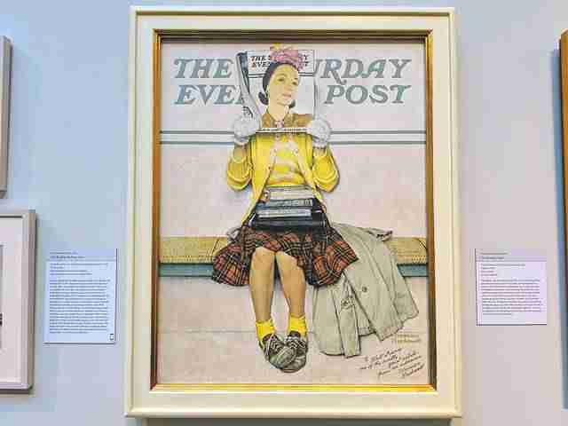Norman Rockwell Museum (25)