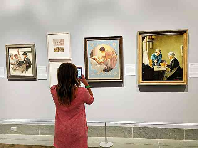 Norman Rockwell Museum (30)