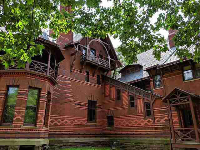 Mark Twain House & Museum (9)