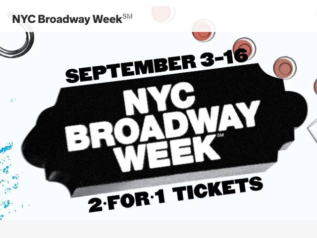 NYC Broadway Week 2019 (1)