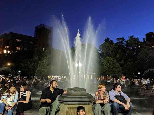 Washington Square Park Movie (3)