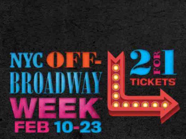 NYC Off Broadway Week 2020 Feb