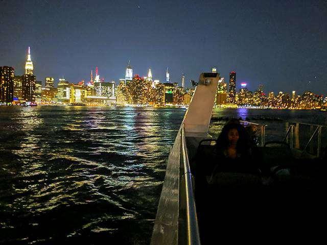 Night View in New York (3)