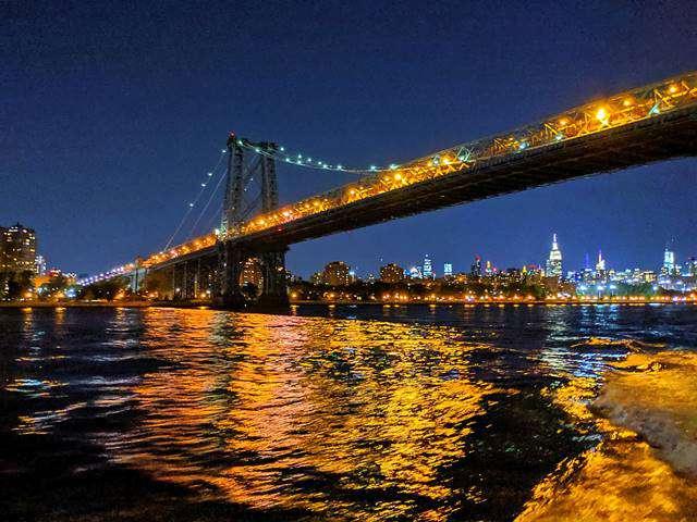 Night View in New York (4)