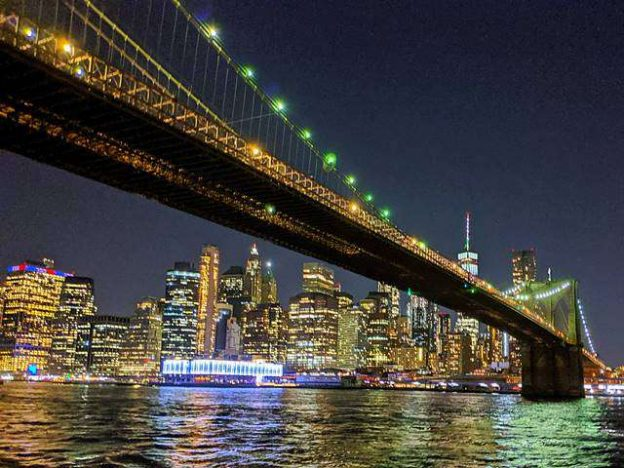 Night View in New York (5)
