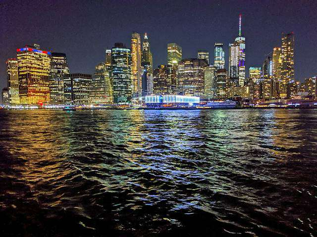 Night View in New York (6)