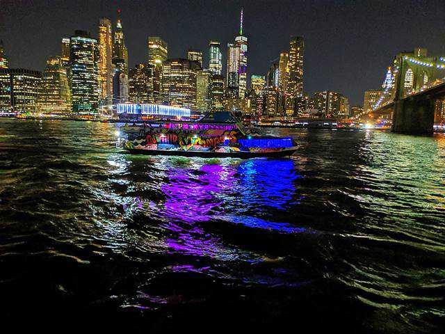 Night View in New York (8)