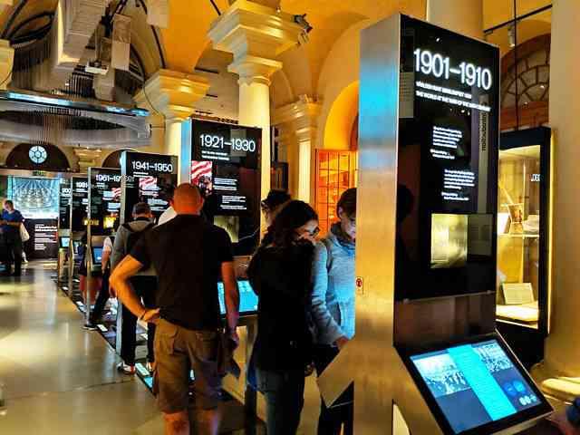 Nobel Museum Stockholm (1)