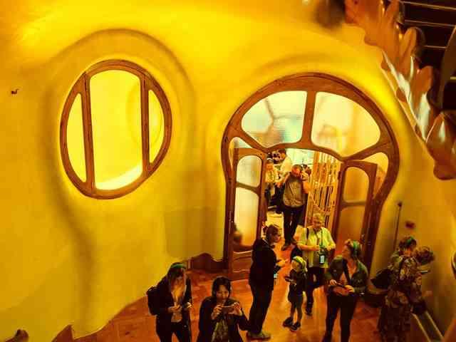 Casa Batlló Barcelona Spain (1)