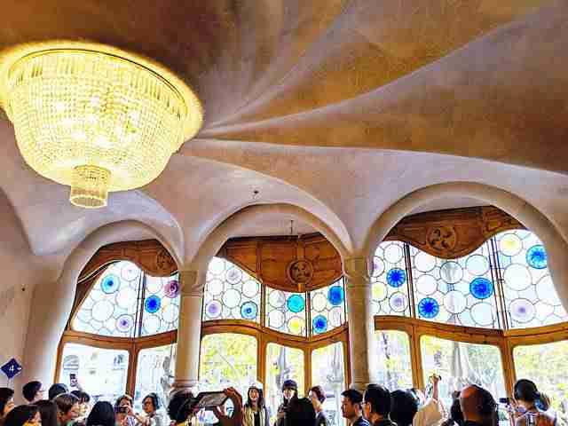 Casa Batlló Barcelona Spain (5)