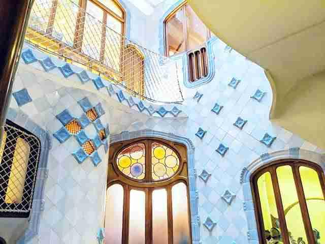 Casa Batlló Barcelona Spain (7)
