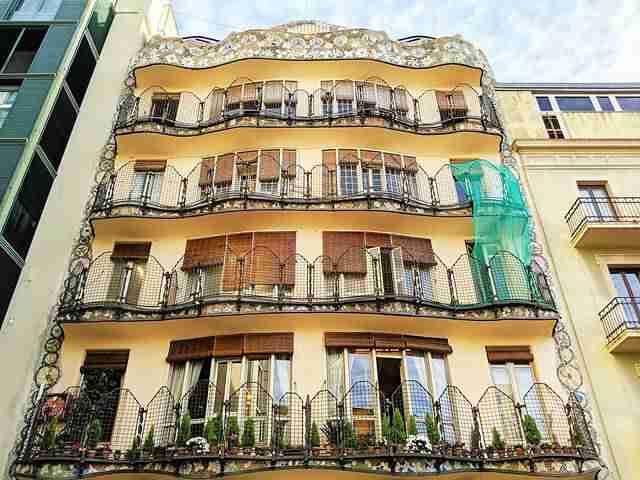 Casa Batlló Barcelona Spain (8)