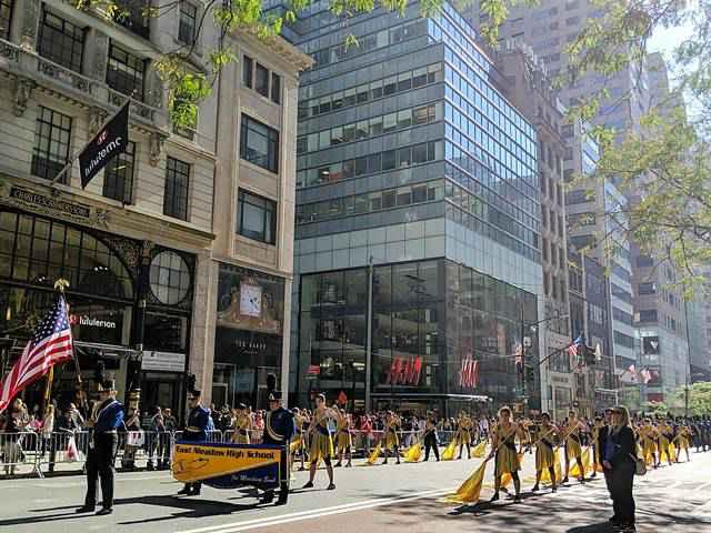 Columbus Day parades NY (9)