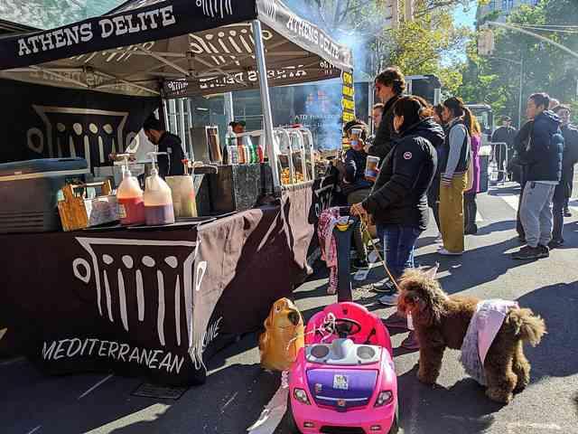 Dog Day Halloween Costume Party Parade Washington Square Park (10)