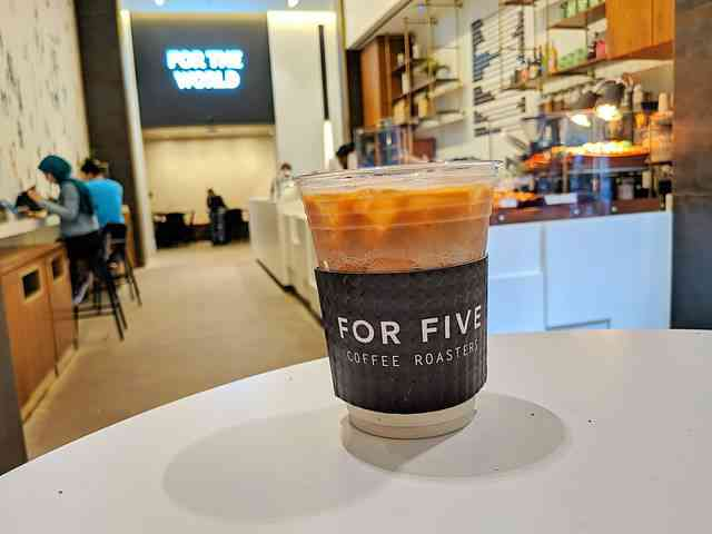 For Five Coffee Roasters NY (4)